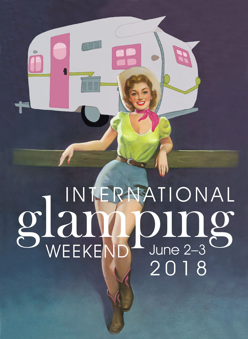 International Glamping Weekend — June
